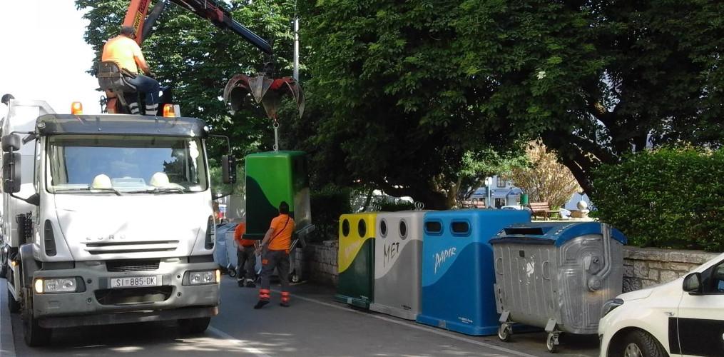 Naplata paušala za odvoz smeća kad nitko ne koristi uslugu?