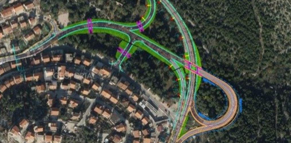 Mora li novi cestovni čvor na Rokićima prolaziti baš kroz šumu i zelenilo?