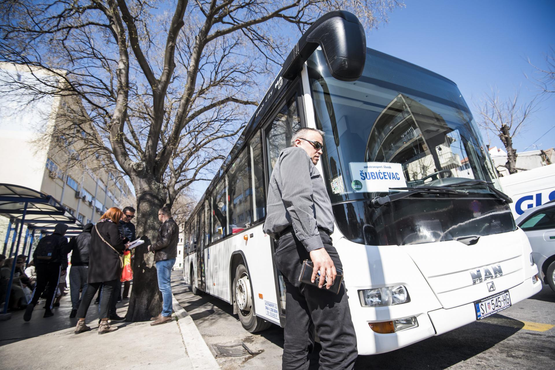 Da li će Šibenik konačno dobiti pouzdan gradski prijevoz?