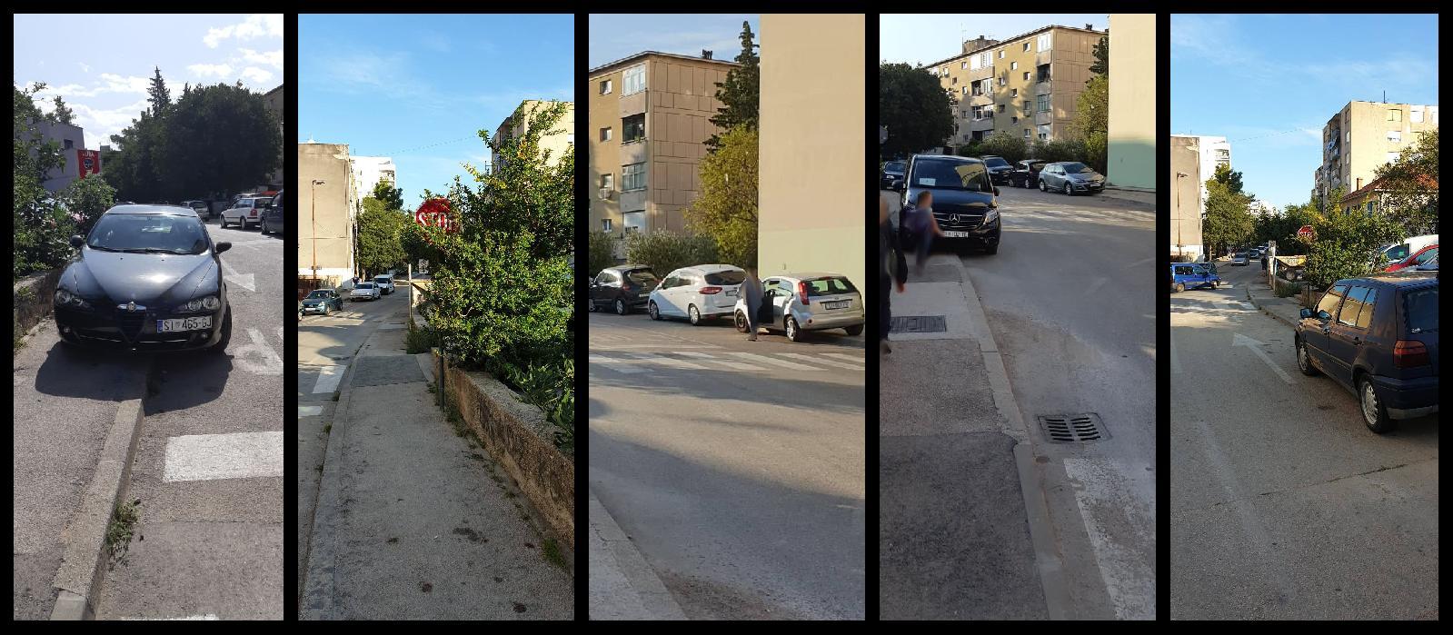 Do kada službe Grada Šibenika kane ignorirati problem nepropisnog i opasnog parkiranja?