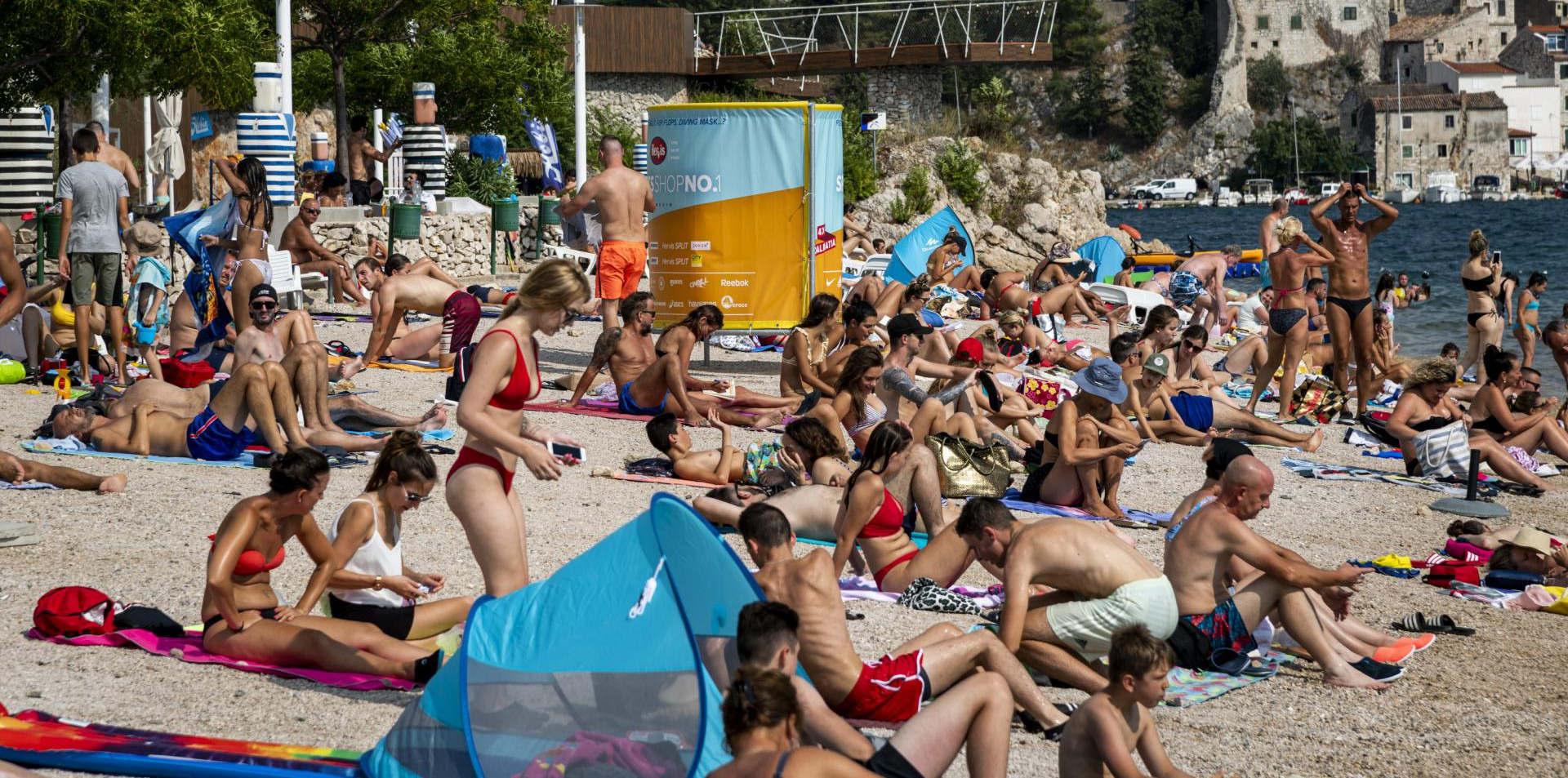Grad ima maćehinski odnos prema gradskoj plaži Banj