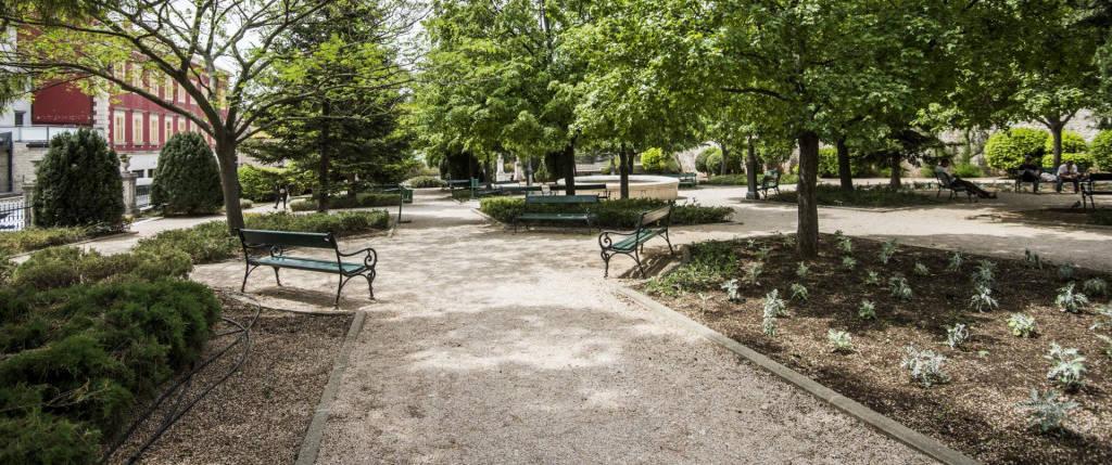 Pauzirana obnova Perivoja Roberta Visianija, zvanog još đardin