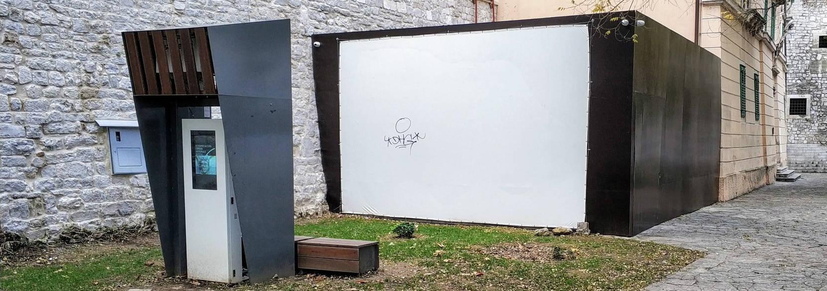 Kome je gušt vandalizirati?