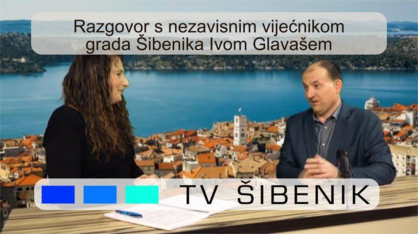 Razgovor s vijećnikom Grada Šibenika Ivom Glavašem