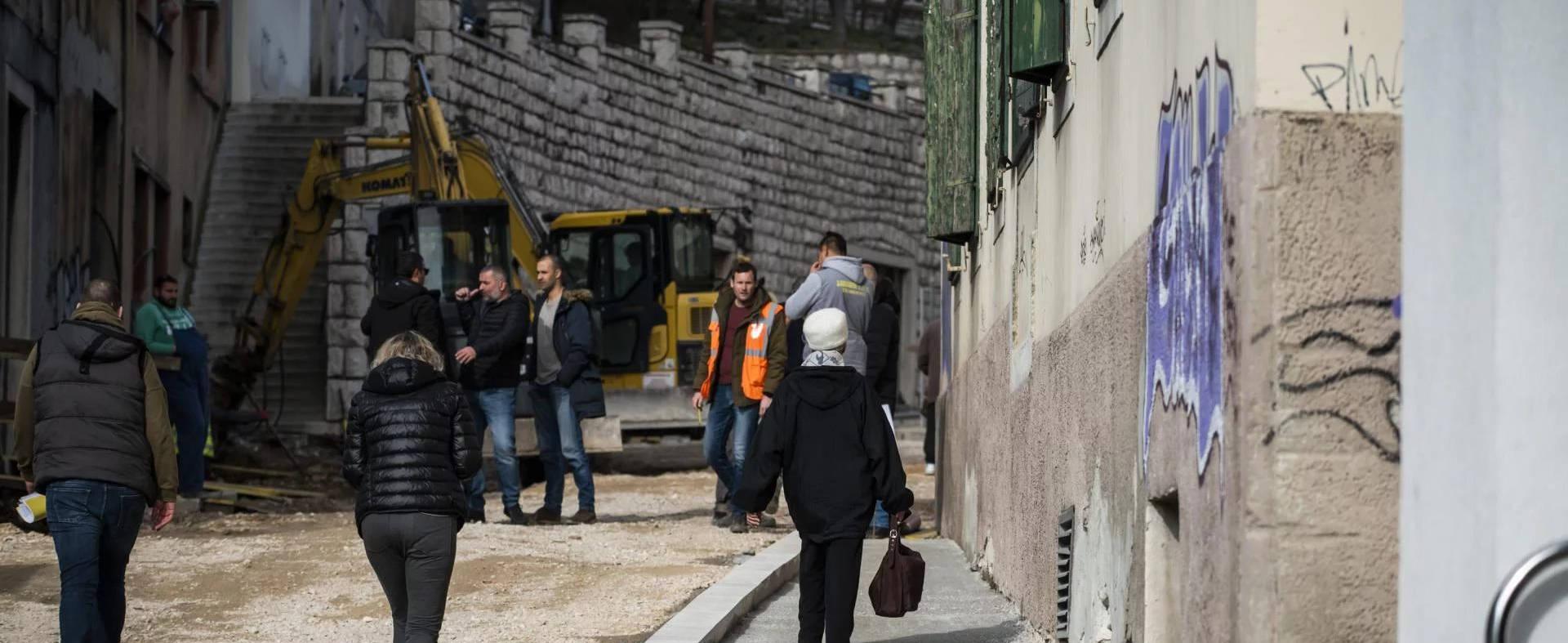 Bagav nogostup, Grad je reagirao na upit Slobodne Dalmacije