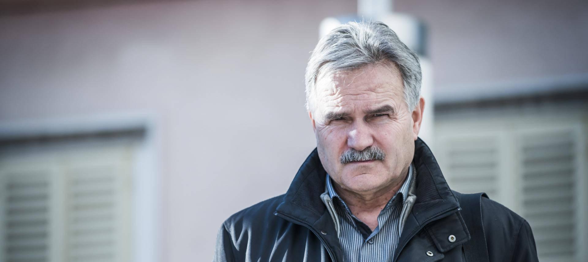 Miroslav Lucić je otišao u mirovinu